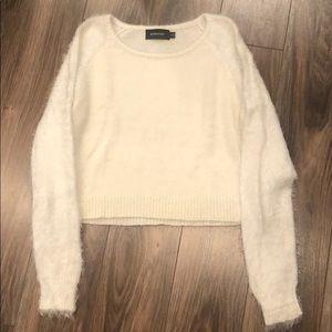 MINK PINK Fuzzy sweater